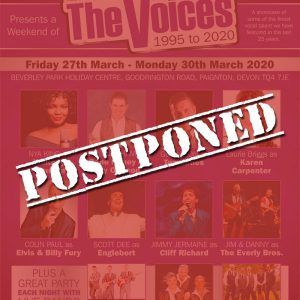 Postponed Voices 1995-2020