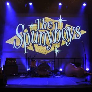 The Spunyboys