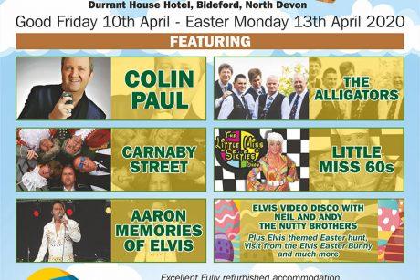 Easter Elvis 2020