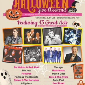 Halloween Jive Weekend