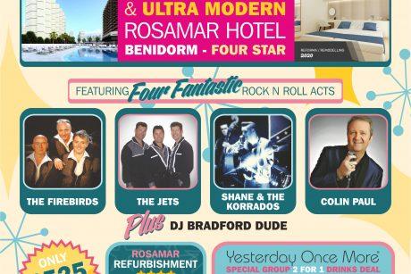 KF Benidorm Sock Hop 2021 - Rosamar Hotel, Benidorm