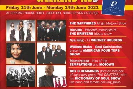 Yesterday Once More Soul Motown No.5 2021 Flyer