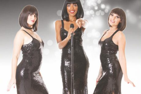The Sapphires All Girl Motown Show