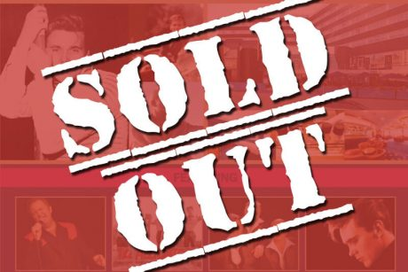 Yesterday Once More Billy Fury 2021 Sold Out