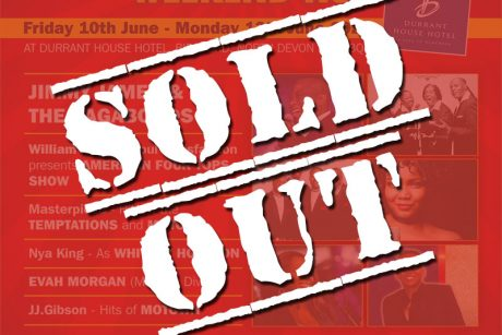 YOM Soul Motown 2022 Sold Out